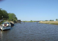 Camping en jachthaven Aduarderzijl