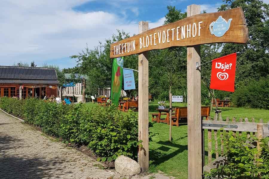 Theetuin Blotevoetenhof