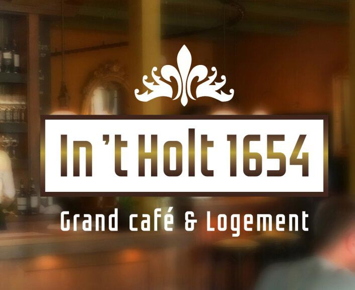 Grand-cafe en Logement In 't Holt 1654